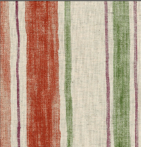 Striped pure wool quilt by Karoo Creations